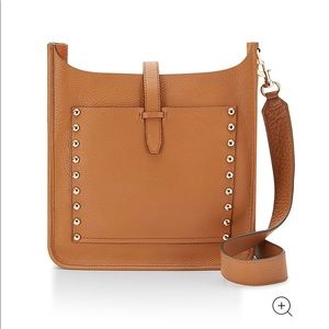 Rebecca Minkoff Unlined Feed Bag Almond Gold